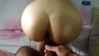 Blonde Filipina Gets Fucked in Doggy Style